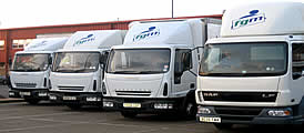 Flat Glass Merchants Fleet
